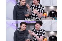 Dan and Phil!!