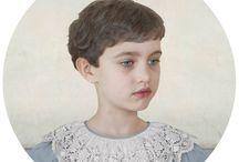 Surreal portraits of children by Loretta Lux / Love the work of Loretta Lux