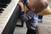 Дети и фортепиано
