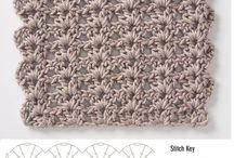 crocheting & kniting patterns