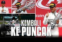 Hamilton Juara GP Kanada / Lewis Hamilton kembali ke puncak saat tampil sebagai juara di GP Kanada. Dia berhasil mengasapi rival satu timnya, Nico Rosberg, yang harus puas di posisi kedua. Selengkapnya: http://ids.ms/D3JREedb