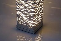 table wall light