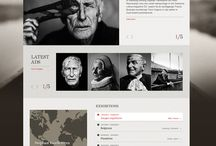 Interesting web concepts / By others