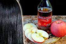 Apple Cider Vinegar hair treatment. cider vinegar hair. ACV hair