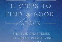 11 STEPS TO FIND A GOOD STOCK
