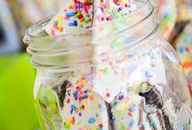 Sprinkles fun food