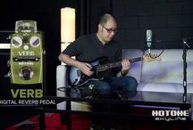 HOTONE Skyline Series Pedal Demos / Ben Ash demos the newest line of pedals! / by Sam Ash Music