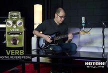 HOTONE Skyline Series Pedal Demos / Ben Ash demos the newest line of pedals!