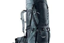 My Hiking Equipment