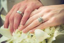 Custom Wedding Bands / Custom Wedding Bands made by Kate Furman