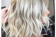 Kall blond