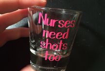 Nursing Humor / To lift my spirit at times of boredom and stress