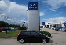 SOLD!! 2013 Hyundai Accent Hatchback $14,995 Stock #5568 / Year:2013 Make:Hyundai Model:Accent Series:GS 5-Door Body:4 Dr Hatchback Engine:1.6L 4Cyl Transmission:Automatic Miles:6 Price:$14,995