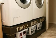 Ultimate Closet And Laundry Room