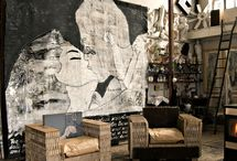 Studio Spaces / by Katie MacLennan