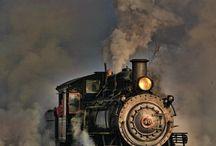 Locomotives / Steam locomotives