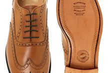 NW Mens Shoes / by NELSON WADE