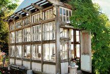 summerhouse greenhouse