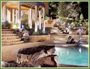 Patio Pavers / Back Yard Living has one of the South Shore's largest inventories of freestanding and retaining walls with over 20 styles to choose from, many with multiple color and pattern options. Click on the manufacturer's links below to view their products.