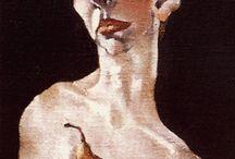 True Life Studies 1994 / Paintings