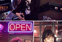 Pentagon 펜타곤 / Debut : 10.10.2016 Label : Cube ent. Fandom : Universe Members : Jinho, Hui, Hongseok, E'Dawn, Shinwon, Yeo One, Yanan, Yuto, Kino, Wooseok
