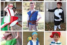 Halloween dress up for kids