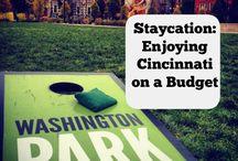 Vacations: Cincinnati