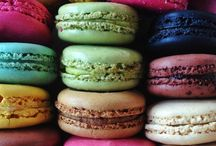 Macarons  / by Sherry Denson