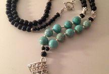 love, peace and joy / handmade jewelry