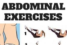 Lower ab exercises