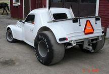 A-traktor / Fränt