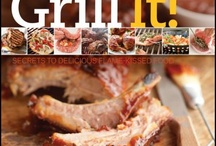 Cookbooks and Recipes: Grilling / by Lawrence Public Library