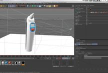 C4D Texturing Ambient Occlusion