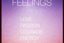 Core desired feelings