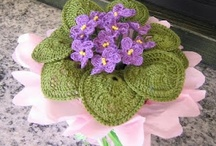 crochet / by Mary Jane George
