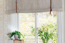 Curtain / Roll up curtain