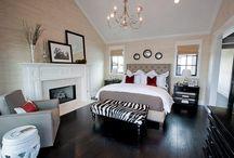 master bedroom / by Lauren Camponeschi