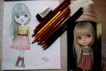 sketching / just scribble