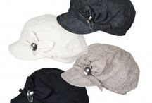 Caps / Caps for women suffering from hair loss due to chemo, trichotillomania, and alopecia.