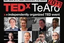 TEDx te aro