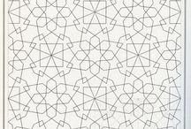Arabic pattern / motif & pattern