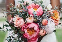 bröllopstankar- blommor
