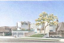 RM 2004 Spyglass Hill Residence Corona del Mar, California 2002 - 2004 / RICHARD MEIER