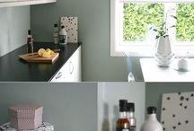 Kjøkken farge
