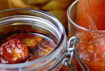 Summer in jar