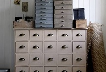 Drawers Galore / Lots of drawers...I mean lots!