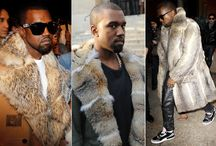 FUR OFFENDERS / Famous people that flaunt fur! / by Sandy Dighton