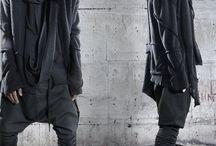 post apocalyptic fashion <3