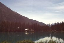 Emerald Lake, British Colombia / This is a place that I had the chance to go  / by Stephanie David