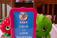 Shopkins Party / Everything you need to inspire a fun Shopkins birthday party. You'll find Shopkins party decorations, Shopkins party favors, Shopkins free printables, Shopkins dessert table ideas, and so much more.